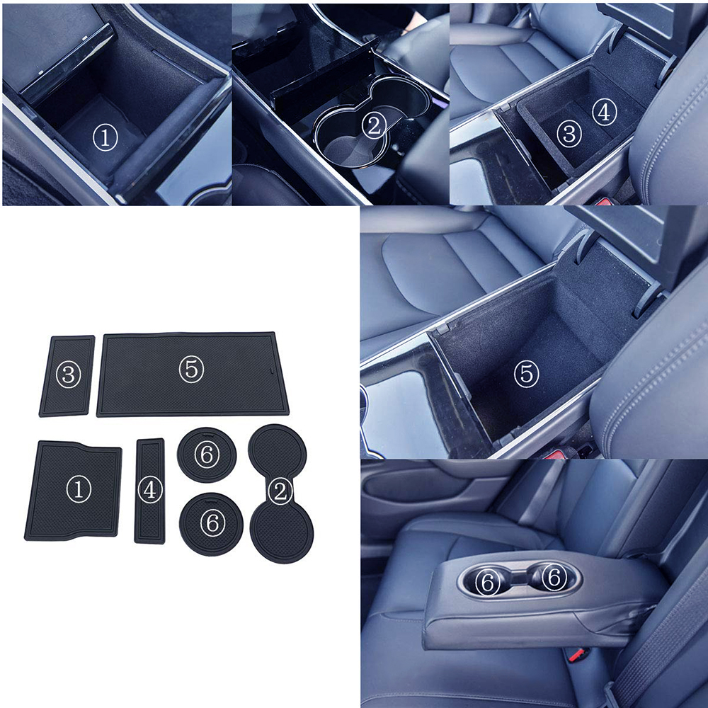 2pc **** Stainless Steel Automobile Floor Mat Holder for Car Wash detail centers