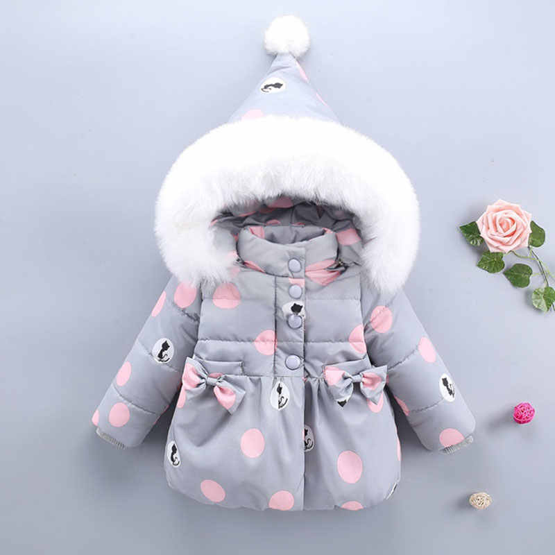 549a5a8d541c Detail Feedback Questions about Winter Hooded Jackets For Newborns ...