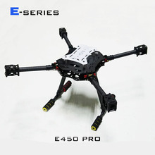 1PCS RC Aircraft Quadcopter Frame E450PRO Carbon Fiber Folding Drone Frame Kit for Aerial Photography X4X8 Multicopter Accessory