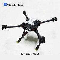 1PCS RC Aircraft Quadcopter Frame E450PRO Carbon Fiber Folding Drone Frame Kit for Aerial Photography X4X8 Multicopter Accessory