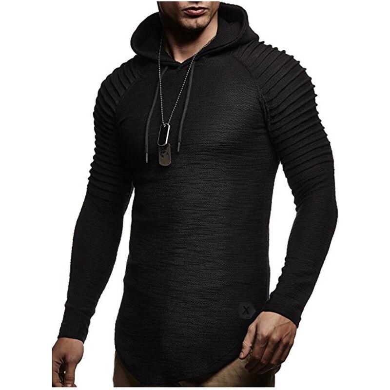 529946c7c US $11.92 12% OFF 2018 New Mens Hoodies Brand Fashion Men Solid Color  Sweatshirt Male Hoody Hip Hop Autumn Winter Hoodie Mens Pullover XXXL-in  Hoodies ...