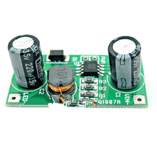 US $20 0 |1W LED driver 350mA PWM dimming input 5 35V DC DC step down  constant current module-in Lighting Transformers from Lights & Lighting on