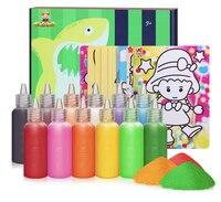 Sabbia Pittura Disegno Regalo Giocattoli Learning Education Regali per Bambini Per Bambini regalo Di Compleanno