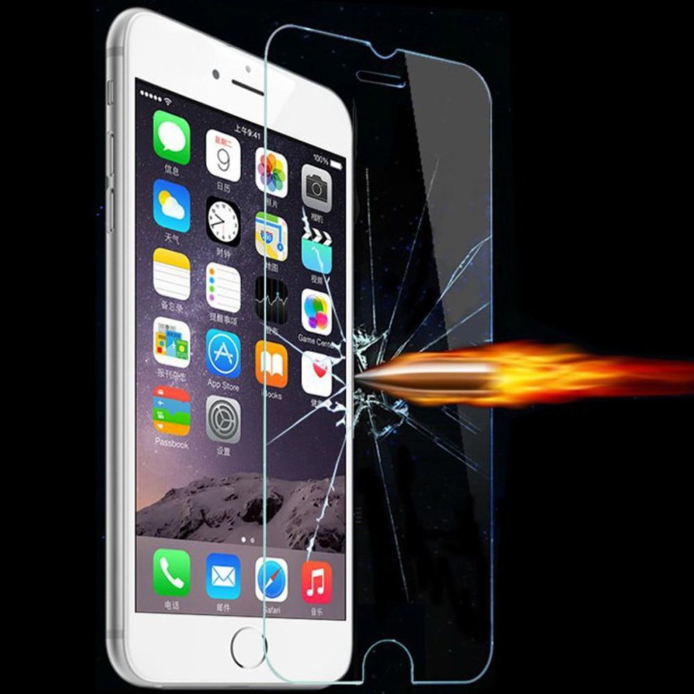 2 SZTUK 2.5 9h Premium szkło hartowane dla Apple iPhone 6 6s Plus - Części i akcesoria do telefonów komórkowych i smartfonów - Zdjęcie 5