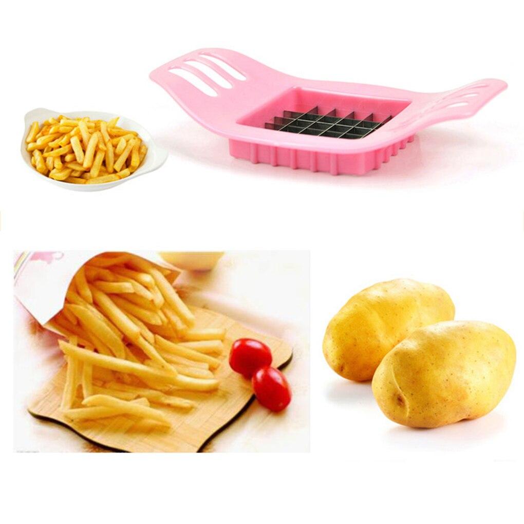 Ny varm rustfrit stålkniv til skæring af kartofler og grøntsager fræsning af skære Skiverkutter 1 stk