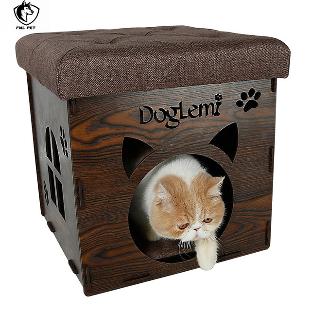 Pictures of pet cat house designs