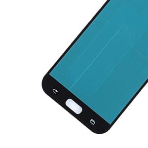 Image 5 - Amoled para samsung galaxy a7 2017 a720 a720f SM A720F lcd screen display toque digitador assembléia para galaxy a7 2017 peças de telefone