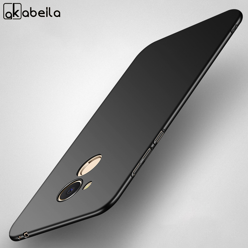 AKABEILA Case For Huawei Honor 6C Pro For Huawei honor V9 Play Case Honor6C pro Full Protection Oil-Coated Matte Thin Covers
