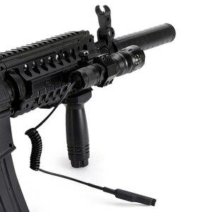 Image 5 - AloneFire TK104 CREE L2 светодиодный тактический зум пистолет, флэш светильник, пистолет, пистолет, страйкбол, фонарь светильник, лампа для охоты на открытом воздухе
