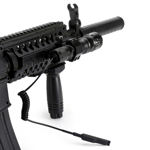 Image 5 - Alonefire TK104 cree L2 led 戦術ズーム銃懐中電灯ピストル拳銃エアガントーチライトランプ屋外ハンティング用