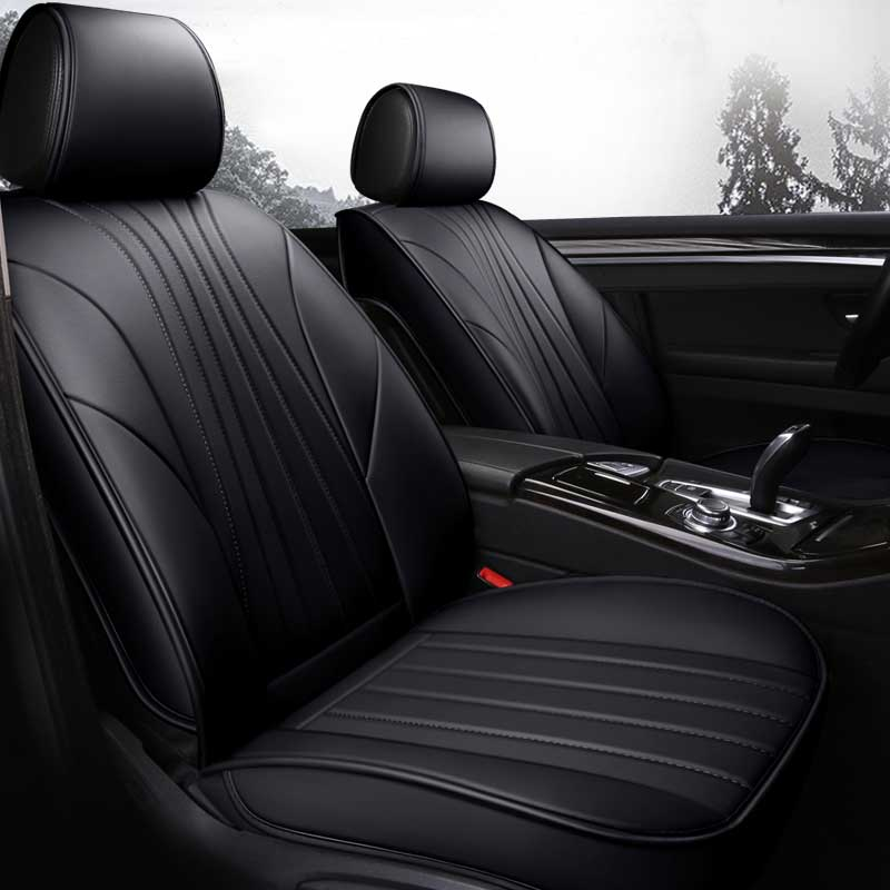 New Leather Car Seat Cover Cushion Auto Seat Covers For