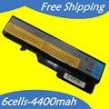 Jigu batería del ordenador portátil para lenovo ideapad g460 g470 g560 g570 b470 g770 G780 V300 V470 V370 Z370 Z460 Z470 Z560 Z570 B570 K47 V370P
