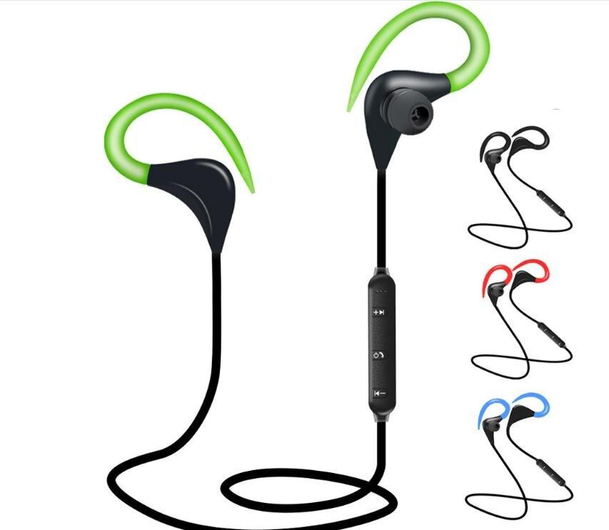 Sport In Ear Earphone With Mic Sprot Earphone HiFi Headset Earphones For iPhone Samsung Xiaomi Huawei