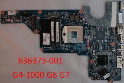 For HP Pavilion G4-1000 G6 G7 Laptop motherboard 636373-001 HM65 DA0R13MB6E0