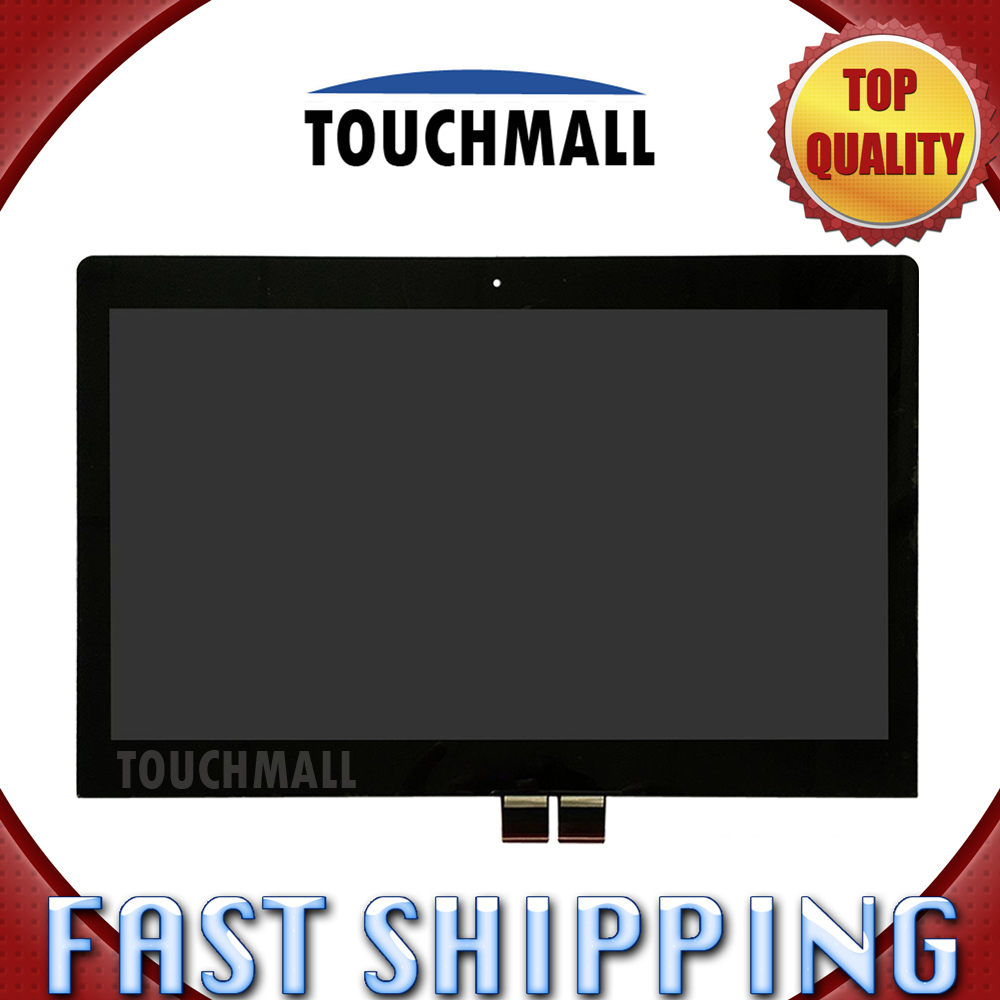 For New Laptop LCD Display Touch Screen Assembly Replacement Lenovo Flex 3 15 Flex 3-15 Series 1920x1080 15.6-inch Free Shipping laptop lcd lp140wf1 sp b1 for dell e7440 with touch lcd screen led display brand new 1920 1080