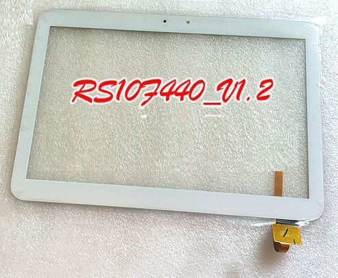 Free shipping 10.1 inch Wexler tab 10q touch screen digitizer touch panel glass lens replacement