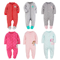 Newborn Baby Boy Girl Clothes Kids High Quality Jumpsuits Infant Baby Rompers Costumes Bebes