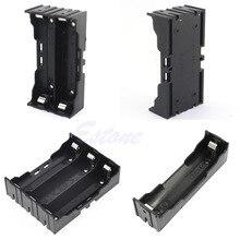 Plastic Battery Case Holder Storage Box For 18650 Rechargeable Battery 3.7V DIY plastic battery holder storage box case for 1x 4x 18650 rechargeable battery without battery