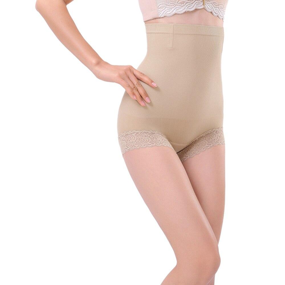 5d2aafae74 Seamless Women Body Shaper Brief High Waist Belly Control Shapewear Pants  Shorts-in Control Panties from Underwear   Sleepwears on Aliexpress.com