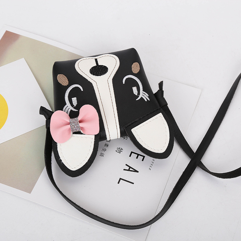 Children Shoulder Bag Baby Girls Messenger Bags PU Leather Crossbody ... 995b267394f58