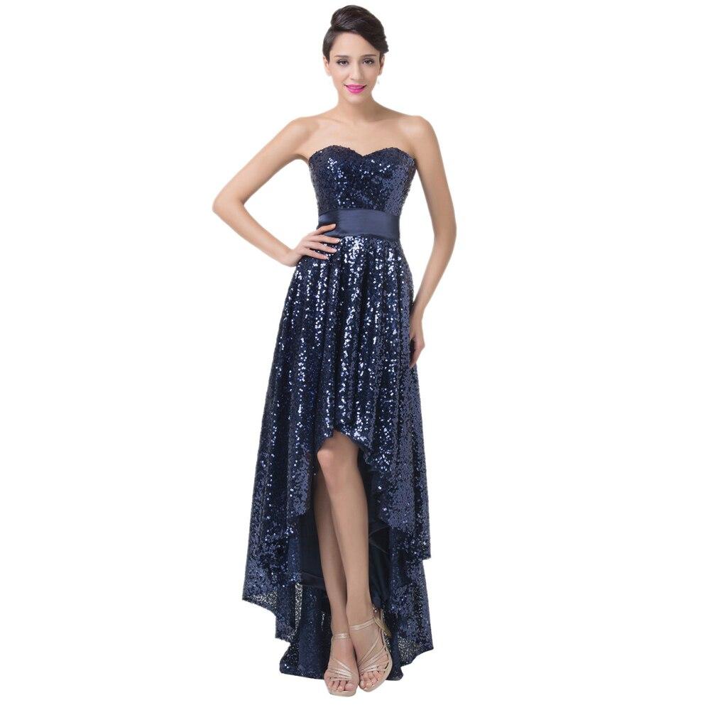 Navy Blue Short Formal Dresses