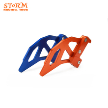 цена на Rear Disc Rotor Brake Guard Cover Protector For KTM SX XC XCW SXF SX-F EXC EXC-F XCF-W 125 150 200 250 300 350 400 450 500 525