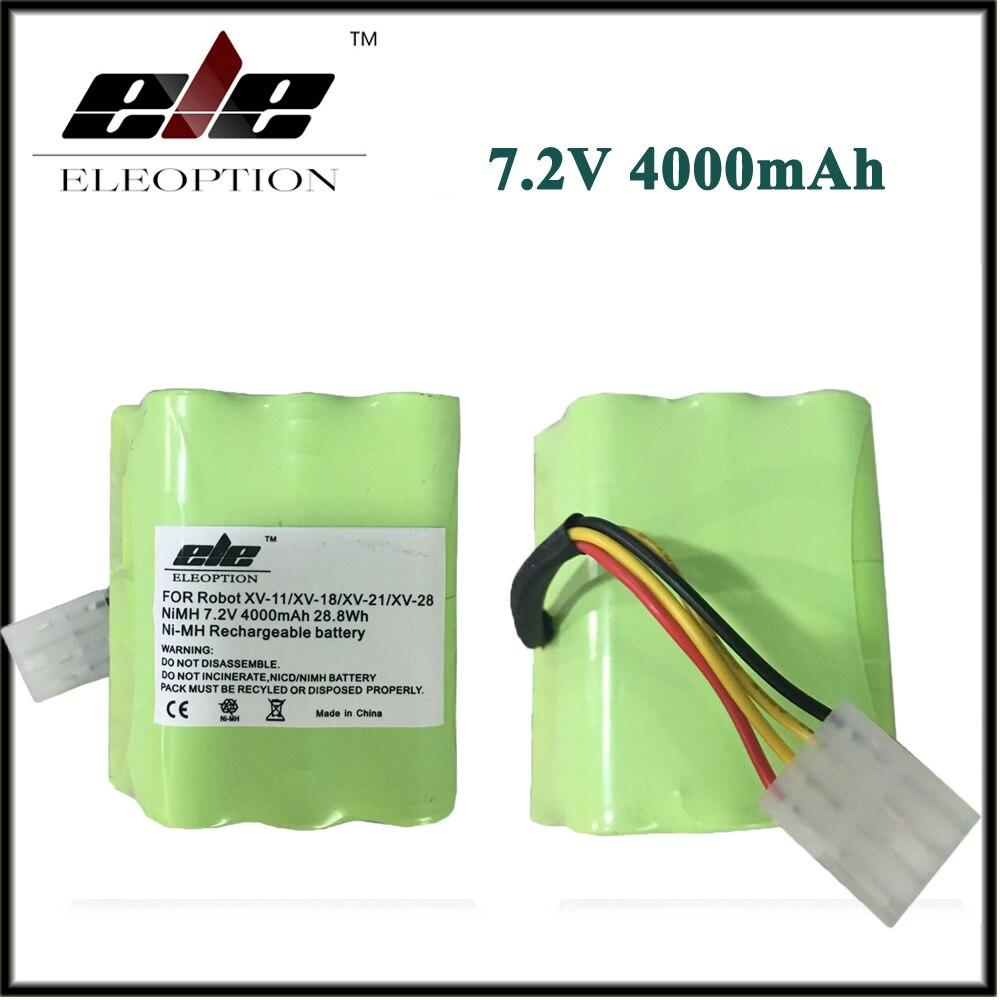 7.2V Ni-MH Rehargeable battery for Neato XV-11,XV-12,XV-14,XV-15,XV-21 XV Signature Pro series vacuum cleaner Battery