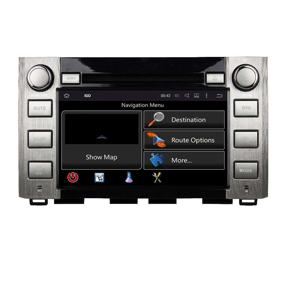 Fit for toyota sequoia tundra 2015 2016 android 5 1 1 system hd 1024 600