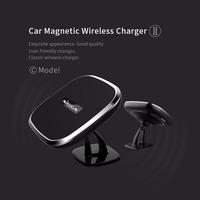 NILLKIN Qi Wireless Charger Pad 360 Degree Adjustable Wireless Charger For Samsung Galaxy S8 S8 Plus