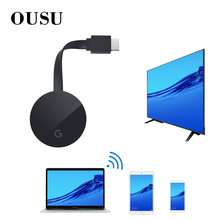 OUSU 1080P HDMI Wireless adaptador Bluetooth Receiver Audio Miracast USB Transmitter For 4K TV Headphone Projector