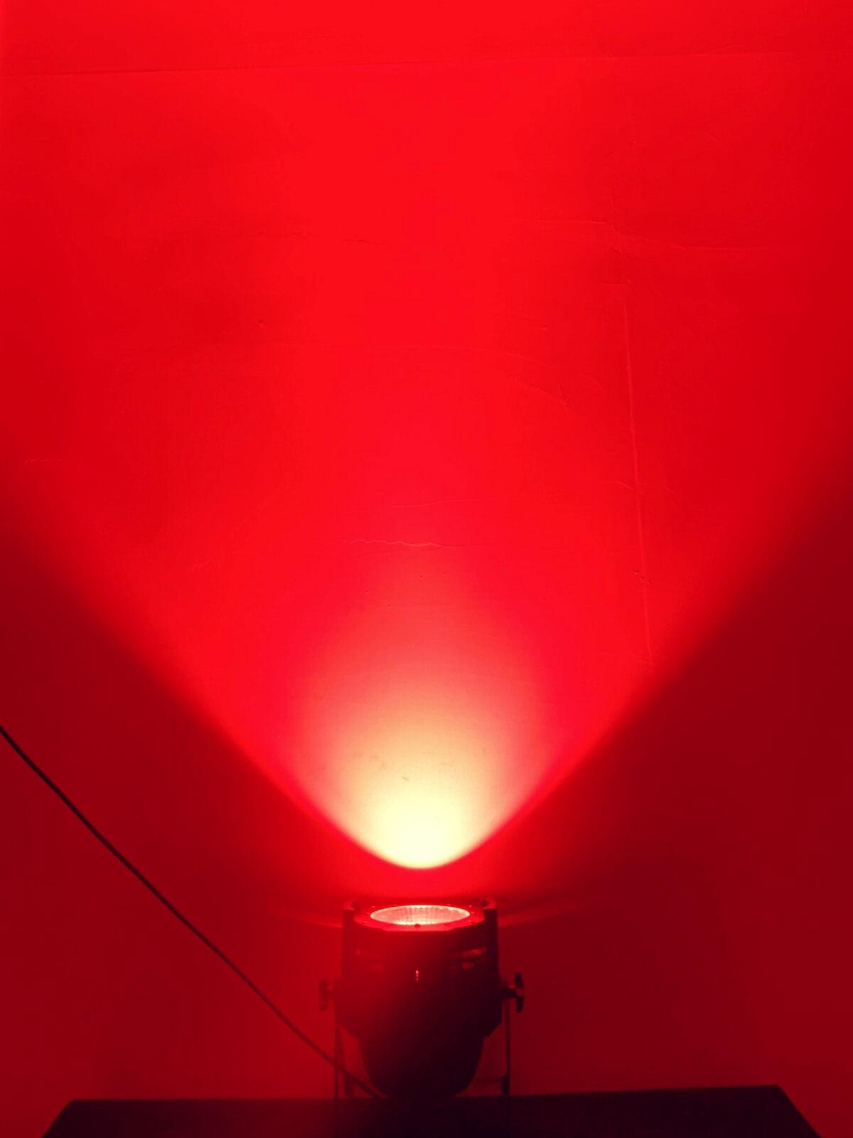 LED par 200W COB RGBWA UV 5in1/RGBW 4in1/RGB 3in1/ Warm White Cold white UV LED Par Par64 led spotlight dj light - 2
