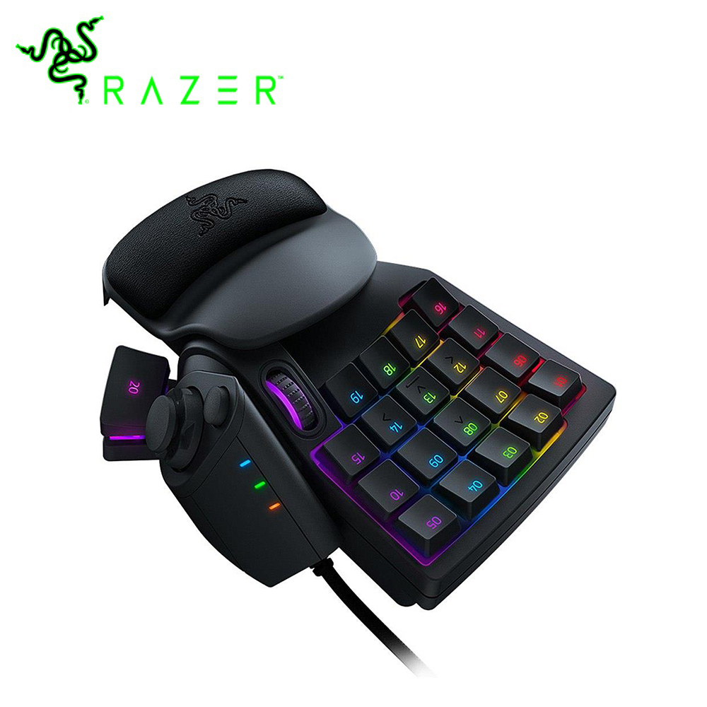 Razer Tartarus V2 Chroma Mecha Gaming Keypad 32 Keys Membrane Wired Keyboard Fully Programmable Backlight Mechanical
