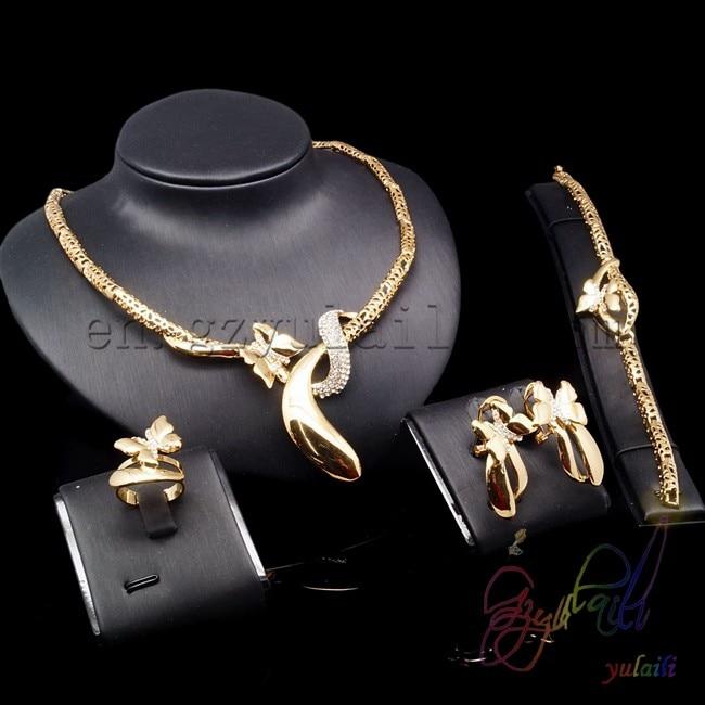 66cbe39ebea5 Envío libre nupcial conjunto joyería al por mayor diseñador delicado collar  de la joyería Love Actually collar al por mayor