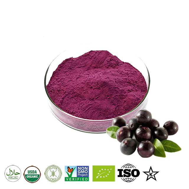 Acai Berry Powder: 100% Natural, Antioxidants – 100g-1kg