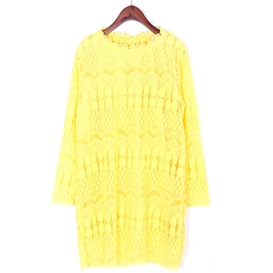 Women lace dress long sleeve pregnancy clothing maternity dresses women lace dress long sleeve pregnancy clothing maternity dresses yellow pregnant dresses high quality lace sexy dress 705316 in dresses from mother kids ombrellifo Images