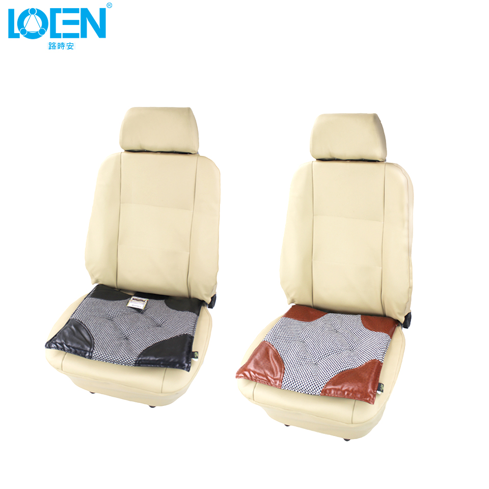 LOEN 1PCS Car Seat Cover Universal Houndstooth Auto Accessories Car-styling Breathable Seat Cushion 4 Seasons Healthy Pad