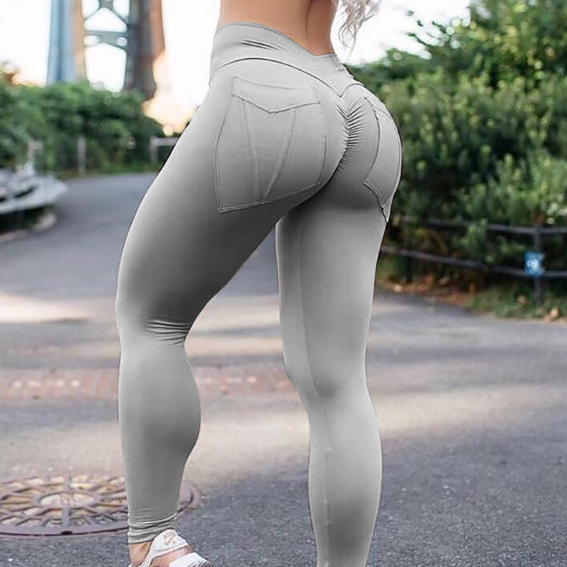 High Waist   Leggings   Push Up Fitness   Legging   Elastic Plus Size Sexy Bodybuilding Pants Workout Adventure Time   Leggings   Women