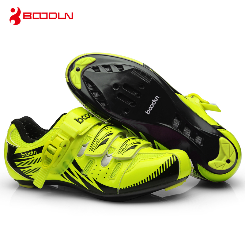 BOODUN cycling shoes men road bike shoes bicycle sneakers professional racing team self-locking athletic trudge shoe breathable peak sport speed eagle v men basketball shoes cushion 3 revolve tech sneakers breathable damping wear athletic boots eur 40 50
