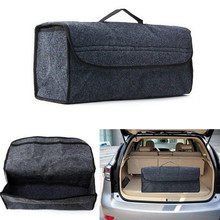 Багажник автомобиля заднее сиденье сзади хранения Организатор Контейнеры держатель Интерьер сумка вешалка ящики для хранения