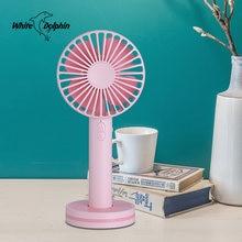Портативный мини Кондиционер цветной ручной вентилятор охлаждения