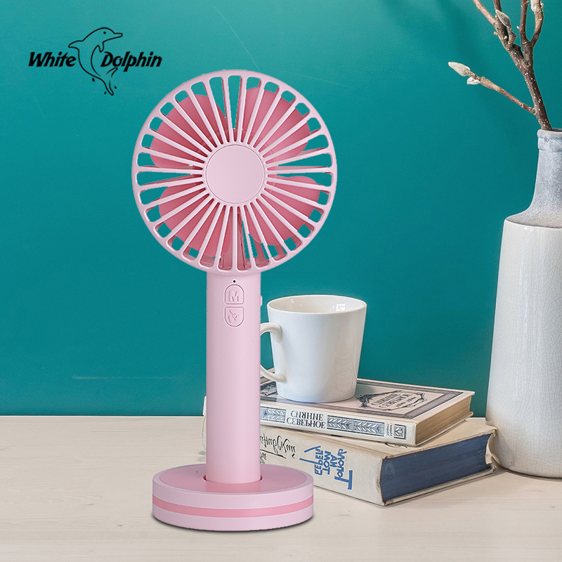 Portable Mini Air Conditioner Colorful Handheld Cooling Fan USB Electric Battery Rechargeable Mini Fan USB For Car Home Office mini usb fan portable handhold fan with rechargeable built in battery usb port design handy mini fan for smart home