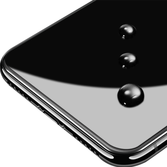 Cubierta completa 3D vidrio templado para iPhone 5 6 6s 7 8 Plus Protector de pantalla de vidrio