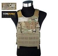 Cấu Hình thấp Tấm Carrier Ferro Slickster Chính Hãng Đa Hypalon Chiến Thuật Vest + Miễn Phí Vận vận chuyển (STG050965)