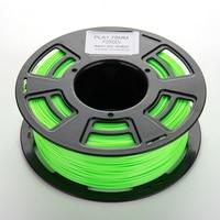 Groothandel 3d-printer filament PLA/ABS 1.75mm/3mm 1 KG MakerBot/RepRap printer plastic Rubber verbruiksartikelen Materiaal door DHL