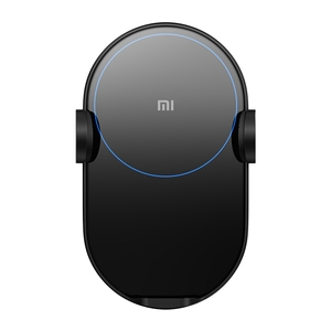 Image 2 - Xiaomi QI Kablosuz Şarj araca monte tutucu Standı iPhone XS Için Max Samsung S9 Xiaomi MIX 2S Için Huawei Mate 20 pro Mate 20 RS