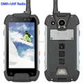 China M10w IP68 Rugged Waterproof Mobile Phone DMR Digital Analog UHF PTT Radio MTK6757 4GB RAM 6500mAH Android 7.0 Smartphone