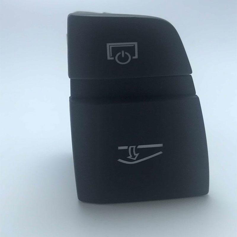 For Audi A6L C6 glove box keystorage button glove switch buttonOEM 4ld927227 Glove Box Switch Light