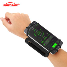 купить Running Bag  Men Women Armbands Touch Screen 4-5.5in Cell Phone Case Rotatable Running Belt Cycling Gym Arm Band Bag for IPhone дешево
