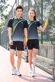 Free print Table Tennis clothes Men/Women