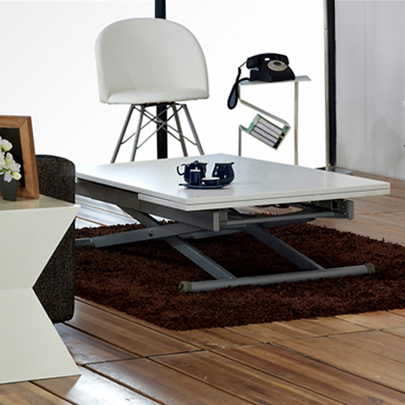 Lenox Combination Telescopic Multipurpose Folding Table Small Dining Table  Table Small Apartment Minimalist Modern Furniture In Dining Tables From  Furniture ...